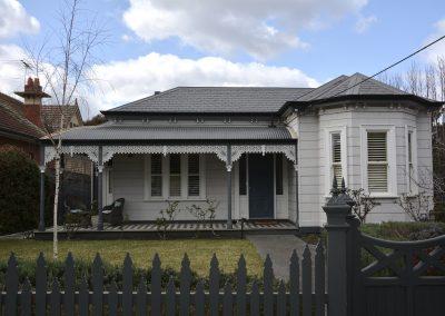 Moorhouse Residence